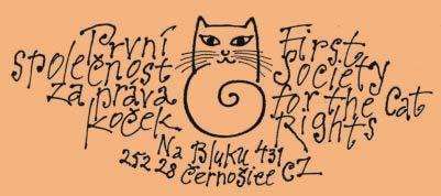 První společnost za práva koček - Vigilie 533df90ab3